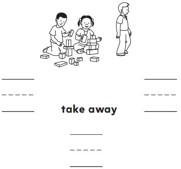 Go Math Answer Key Grade K Chapter 6 Subtraction 6.1 4