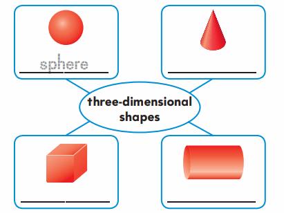 Go Math Grade 1 Answer Key Chapter 11 Three-Dimensional Geometry 8