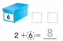 Go Math Grade 1 Answer Key Chapter 3 Addition Strategies 43