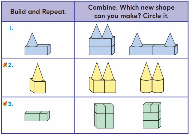 Go Math Grade 1 Chapter 11 Answer Key Pdf Three-Dimensional Geometry 61