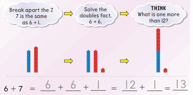 Go Math Grade 1 Chapter 3 Answer Key Pdf Addition Strategies 101