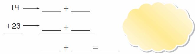 Go Math Grade 2 Answer Key Chapter 4 2-Digit Addition 48