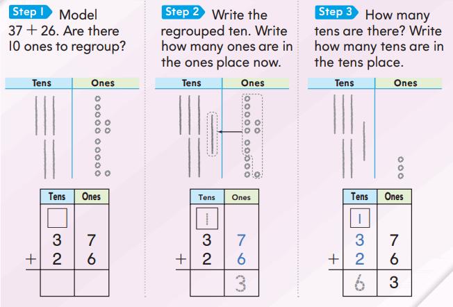 Go Math Grade 2 Answer Key Chapter 4 2-Digit Addition 85