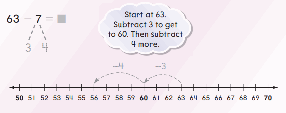 Go Math Grade 2 Answer Key Chapter 5 2-Digit Subtraction 14
