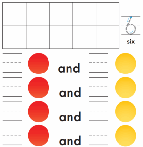 Go Math Grade K Answer Key Chapter 3 Represent, Count, and Write Numbers 6 to 9 11