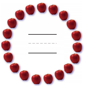 Go Math Grade K Answer Key Chapter 8 Represent, Count, and Write 20 and Beyond 8.2 5