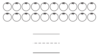 Go Math Grade K Answer Key Chapter 8 Represent, Count, and Write 20 and Beyond 8.2 9