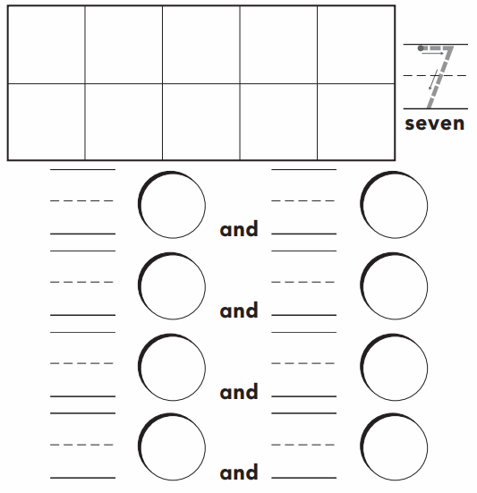 Go Math Grade K Chapter 3 Answer Key Pdf Represent, Count, and Write Numbers 6 to 9 40
