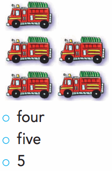 Grade K Go Math Answer Key Chapter 1 Represent, Count, and Write Numbers 0 to 5 170