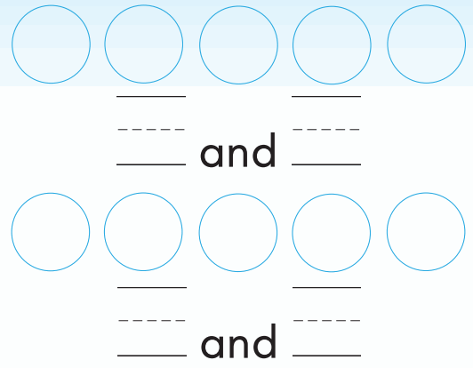 Grade K Go Math Answer Key Chapter 1 Represent, Count, and Write Numbers 0 to 5 181