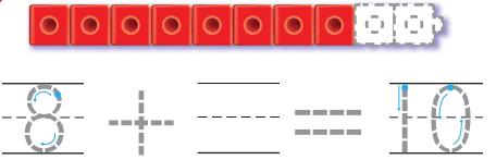 Grade K Go Math Answer Key Chapter 5 Addition 5.5 1