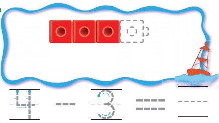 Grade K Go Math Answer Key Chapter 6 Subtraction 6.4 3