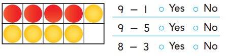 Grade K Go Math Answer Key Chapter 6 Subtraction rt 2