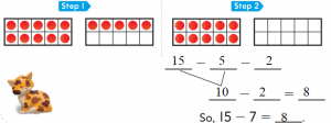 Go-Math-1st-Grade-Answer-Key-Chapter-4-Subtraction-Strategies-103