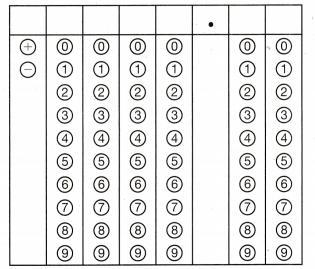 Texas Go Math Grade 7 Module 1 Quiz Answer Key 2