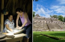 Caracol Temples with Maya Culinary Cultural Tour GoMaya