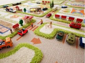 közlekedési pályák 3D-ben