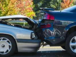 Two Crashed Cars | Car Insurance
