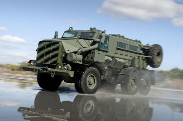 Mahindra MPVI | Indian Army Vehicles