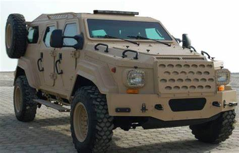 Viper by Shri Lakshmi Defence Solutions | Indian Army Vehicles