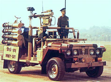 Windy 505 | Indian Army Vehicles