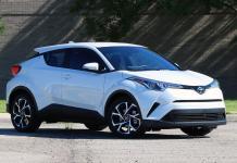 Toyota Unveils 2020 C-HR Crossover