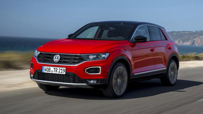 Volkswagen T-Roc SUV To Launch At The Auto Expo 2020