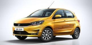 2020 Tata Tiago Facelift Spied!