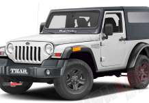 2020 Mahindra Thar Will Be Petrol And Automatic