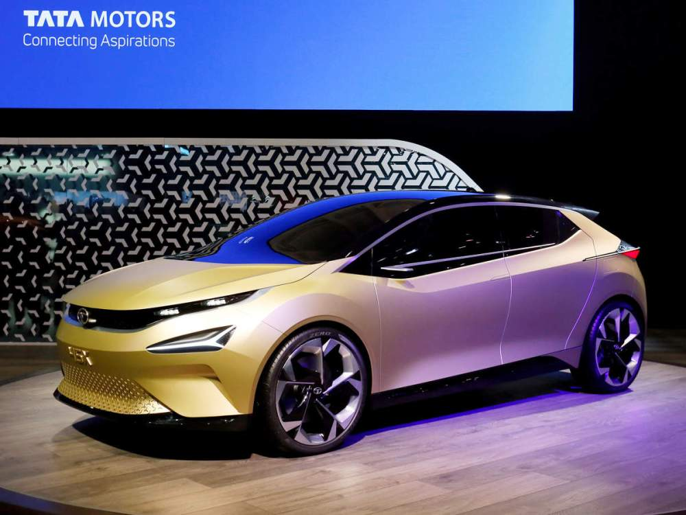 Tata Motors 2020 4 New Car Launches