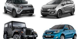 The Worst Selling Cars In October 2019