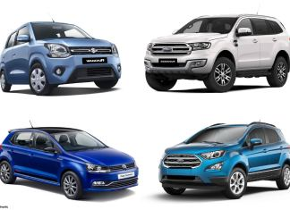 10 Best Selling Cars In October 2019