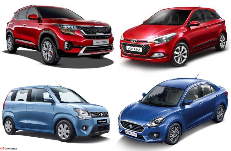 Car Sales Report October 2019