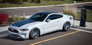 Ford Mustang Electric Lithium Mustang