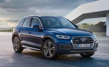 2020 Audi Q5 Facelift Spied Testing In Snowy Lapland