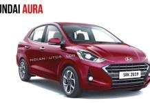 Hyundai Aura Sub-Compact Sedan | Image Courtesy: Indianautosblog