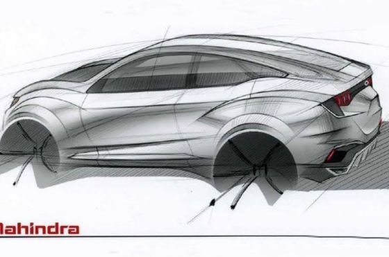 Mahindra XUV400 To Be Based On Future Ford Mid-Sized SUV