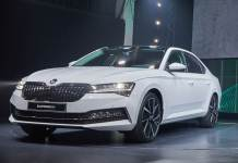2020 Škoda superb spied Ahead its Global Debut