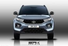 2020 Tata Nexon Facelift Spied!