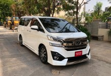 Toyota Vellfire Bookings Begin, 20 Units Dispatched