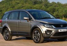 Tata Hexa Offering Huge discounts!