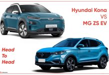 Hyundai Kona Vs MG ZS EV | Head To Head