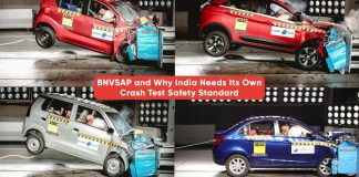 BNVSAP and Why India Needs Its Own Crash Test Safety Standard