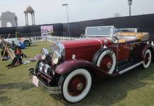 Vintage Vehicles In India