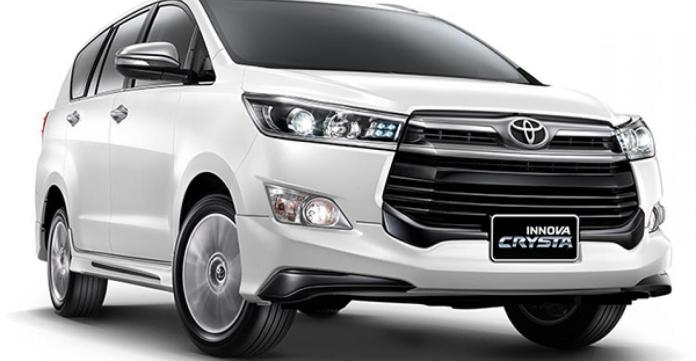 Toyota Innova Crysta BS6 Bookings Open | Launching Soon