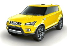 Maruti Suzuki To Unveil Electric SUV concept