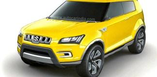 Maruti Suzuki To Unveil Electric SUV concept