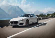 Maserati Unveils Ghibli, Quattroporte & Levante