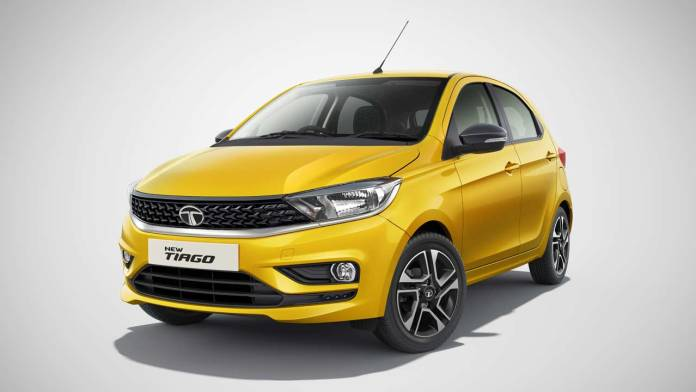 Tata Tiago 2020 BS6 Facelift