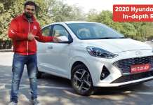 2020 Hyundai Aura Review | Is it better than the Maruti Dzire?